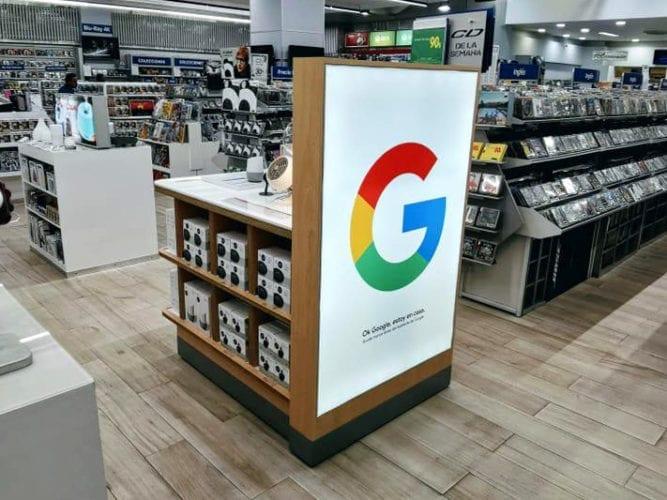 Hub table Google
